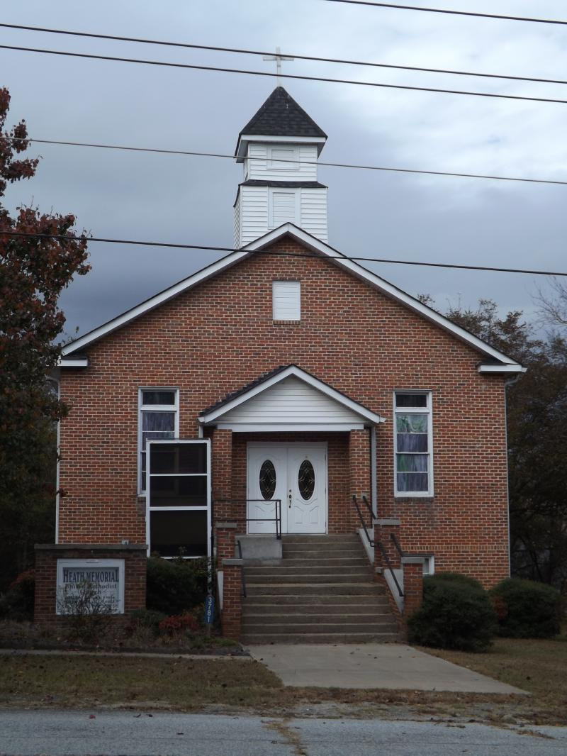 Heath Memorial United Methodist Church